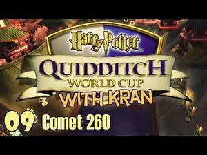 Harry Potter Quidditch World Cup - Episode 9: Quaffle Like A Waffle (JAPAN vs. SPAIN)