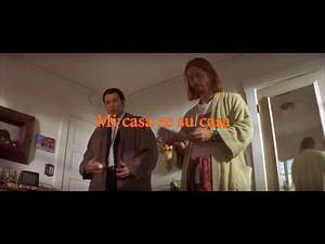 Pulp Fiction and Spanish
