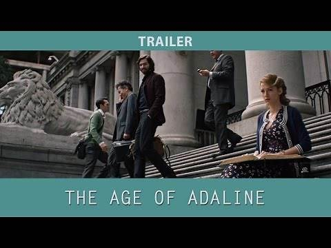 The Age of Adaline (2015) Trailer