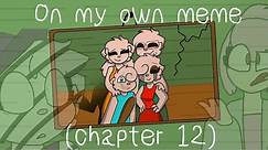 On my own meme (piggy chapter 12) (WARNING blood and some violence)