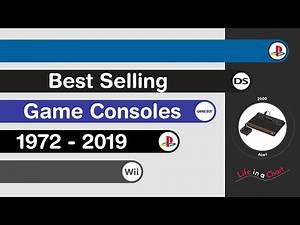 Best Selling Game Consoles | 1972 - 2019
