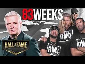Eric Bischoff shoots on the NWO being inducted in the WWE Hall of Fame