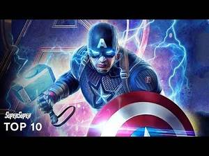 Marvel's Top 10 Most Powerful Superheroes | Explained in HINDI