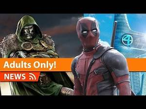 Deadpool Franchise stays R-Rated in MCU - Avengers & Marvel Phase 4 Future