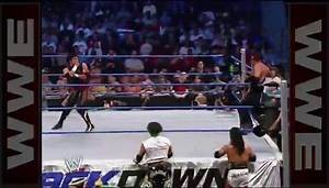 Super Crazy vs. Joey Mercury: SmackDown, December 9, 2005