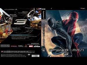 Spider-Man 3 - PS2 version Full Walkthrough