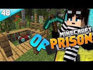 Minecraft: OP Prison | Ep 48 | THE CASTLE! (OP Prison Server)