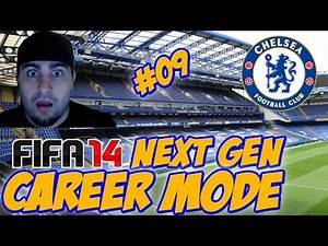 FIFA 14 Next Gen: The Right Rotation Career Mode #09