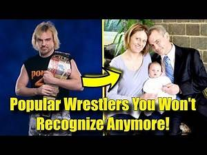 10 Popular Wrestlers YOU WON'T RECOGNIZE ANYMORE! (2018) - Spike Dudley & More!