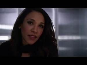 Barry and Iris (2x18 - Versus Zoom)