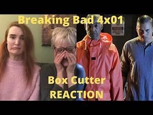 "Breaking Bad Season 4 Episode 1 ""Box Cutter"" REACTION!!"