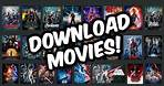 HOW TO DOWNLOAD MOVIES FOR FREE!   720P, 1080P, 4K   TUTORIAL