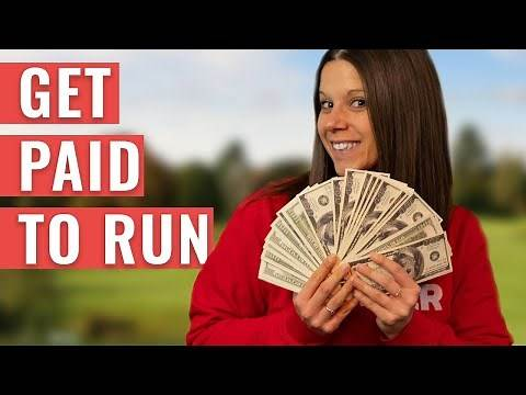How To Get PAID To Run?! 8 Ways YOU Can Make Money While Running