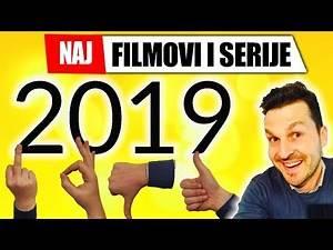 Naj filmovi i serije 2019
