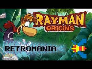 Rayman Origins, Part 6 - Retromania