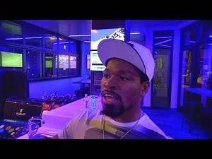 Shawn Porter on fighting Danny Garcia, his Macho Man impersonation, golf