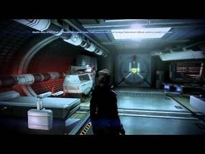 Mass Effect 3: Mordin's medical advice for Joker (EDI)