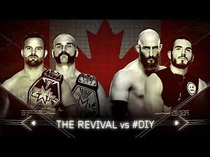 Who will leave Toronto with the NXT Tag Team Titles?