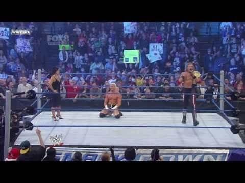 Edge vs Dolph Ziggler - World Heavyweight Championship match 18.02.2011