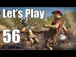 Assassin's Creed Odyssey - Let's Play Part 56: Delivering a Champion
