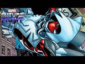 Marvel Future Fight Part 148 - ArachKnight, Weapon Hex, Iron Hammer and Ghost Panther Unlocked!