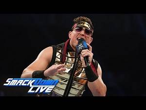 The Miz wants an opportunity in the ring with Shinsuke Nakamura: SmackDown LIVE, Aug. 27, 2019