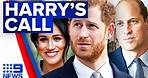Prince Harry considering staying in UK   Royals   9 News Australia