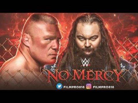 "WWE 2K Universe Mode - Raw Presents"" No Mercy"""