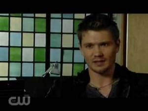 CW Connect One Tree Hill Cast Interview Part #2
