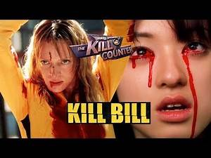 Kill Bill: The Whole Bloody Affair - The Kill Counter