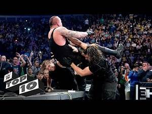 SmackDown's most extreme moments: WWE Top 10, Oct. 13, 2018