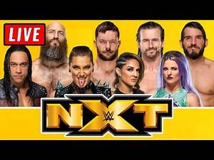 🔴 WWE NXT Live Stream August 19th 2020 - Watch Along Reactions
