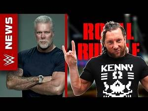Impossible for Kenny Omega To Be In Royal Rumble? Kevin Nash Donating His Brain?! - WWE News Ep. 95
