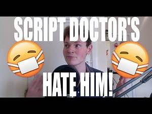 """What is a """"Script Consultant"""" and do you need one? SCRIPT DOCTOR!"""