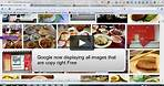 Copy right free image in Google Advanced Search