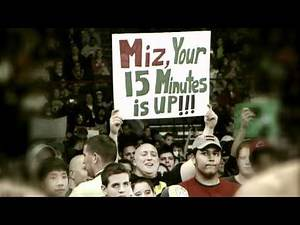 """WWE Over the Limit: John Cena and The Miz compete in an """"I Quit"""" Match"""