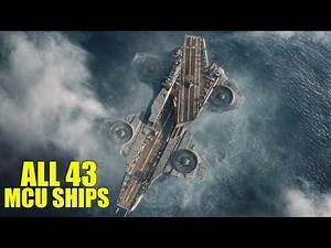 All 43 Ships in the Marvel Cinematic Universe Explained
