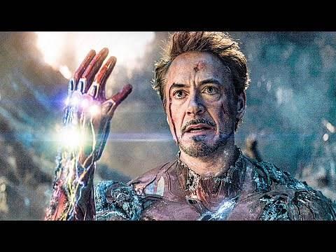 AVENGERS 4: ENDGAME All Movie Clips (2019)