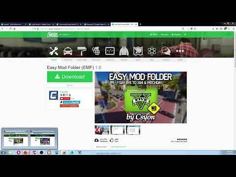 GTA 5 MODS HOW TO INSTALL FOR BEGINNERS 2018