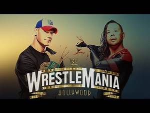 WWE: WrestleMania 37 John Cena vs Shinsuke Nakamura Promo (Star Wars: Rogue One Style)