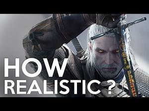 How Realistic is The Witcher 3's Combat - HEMA