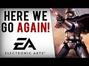 EA Wants MORE Microtransactions As They Return Soon To Battlefront 2...