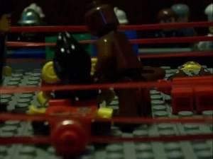 Extreme Lego Wrestling Show 2