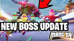 NEW MAD CITY BOSS (CHRISTMAS UPDATE) How to get to Boss!