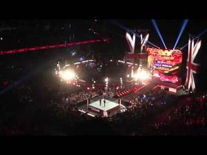 WWE O2 After Raw Went Off Air: May 2014 Part 8