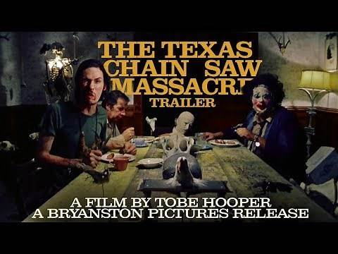 The Texas Chain Saw Massacre (1974) Restored HD Trailer