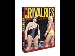 WWE Top 25 Rivalries : DVD Contents