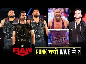Seth Rollins & AOP Union on RAW, CM Punk WWE, Ryback, Owens Stunner - WWE Raw Highlights 2019