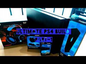 ULTIMATE PS-4 BUILD PART 1 (ONE OF THE BEST PS4 OF INDIA )