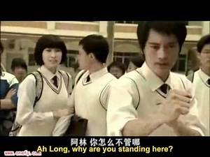 The Legend Of Bruce Lee - 2008 ep. 1 (Part 5) - english subs!